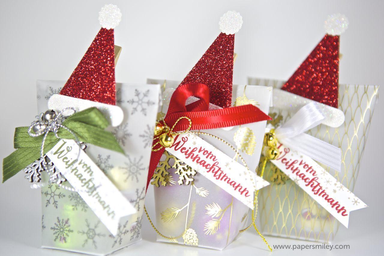 Weihnachts-Mitbringsel mit Stampin Up! – mit Anleitung