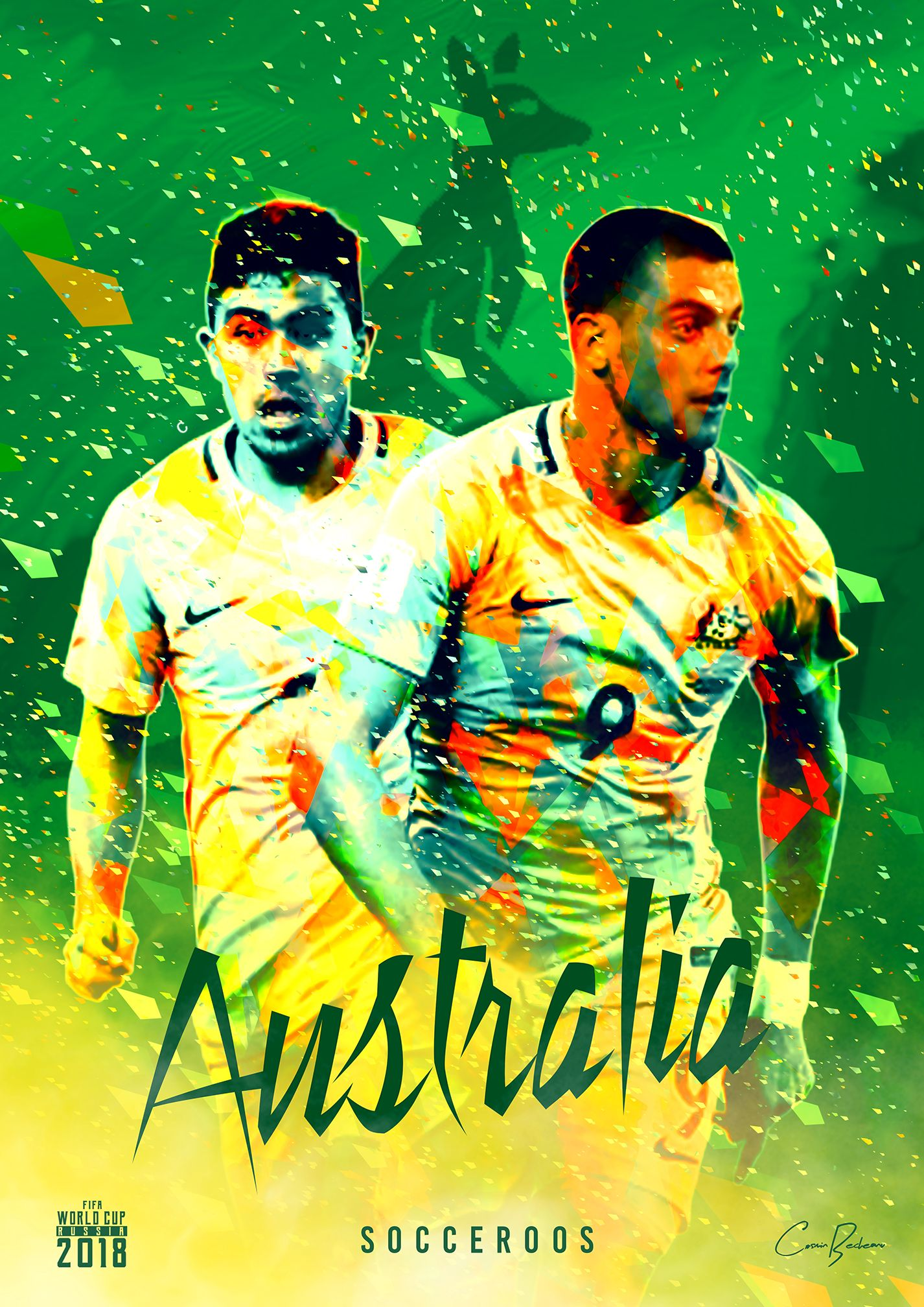 Socceroos Wc 2018 Australia World Cup 2018 Teams Fifa Teams World Cup
