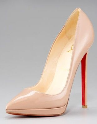 e0cec6b96e6aee Nude - Die schönsten High Heels in einem wunderschönen Farbton - Fashion is  my Passion