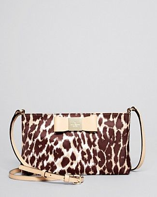 69b39e4843 Leopard Crossbody bag by Kate Spade New York