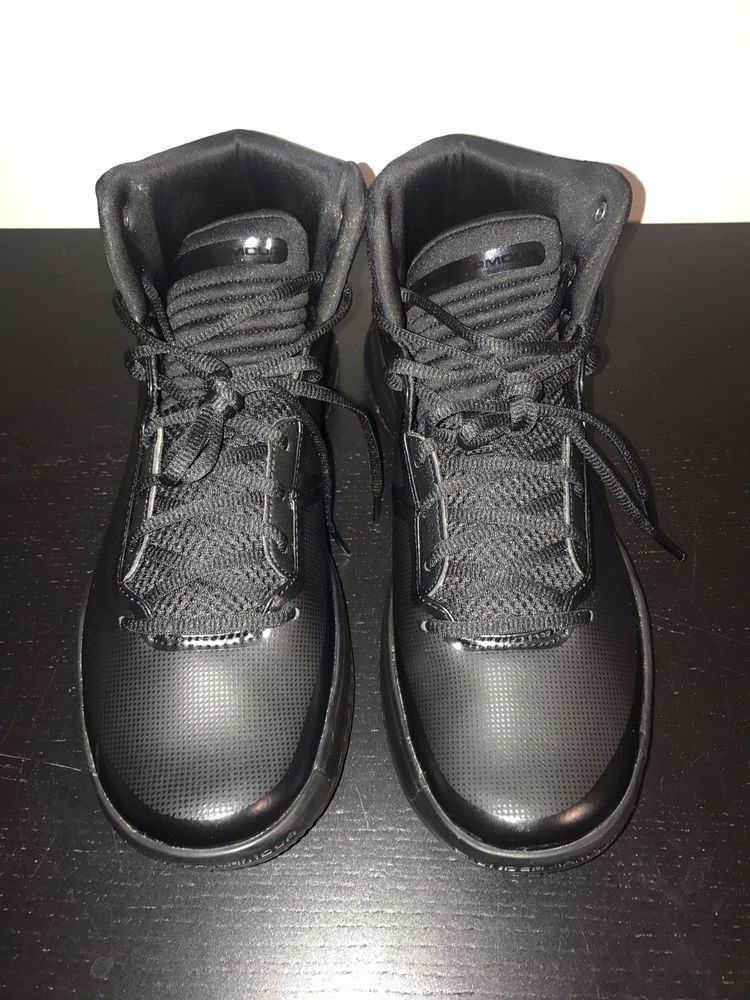 11f2a4818e7b NEW Under Armour Mens UA Lockdown 2 All Black (1303265-002) Size USA  11   fashion  clothing  shoes  accessories  mensshoes  athleticshoes (ebay link)
