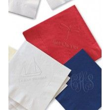 Personalized American Stationery Napkins!