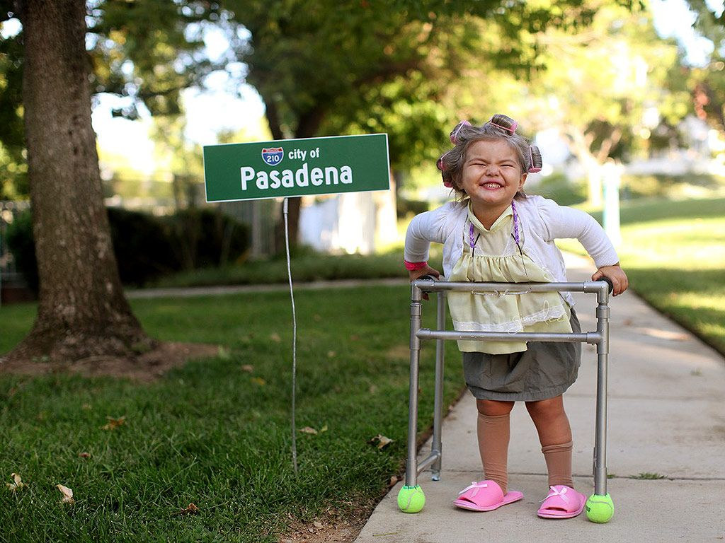 Meet the Adorable 3-Year-Old Who's Already Won Halloween ...