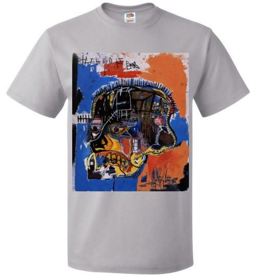 Jean Michel Basquiat Artist Graffiti Icon Art Genius Designer New York City Fashion Street Wear v2, FOL Classic Unisex T-Shirt