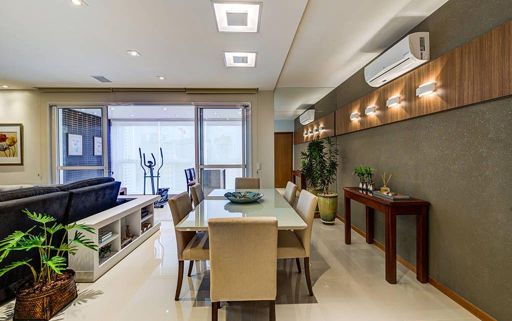 Sala de Jantar (De Eveline Maciel - Arquitetura e Interiores)