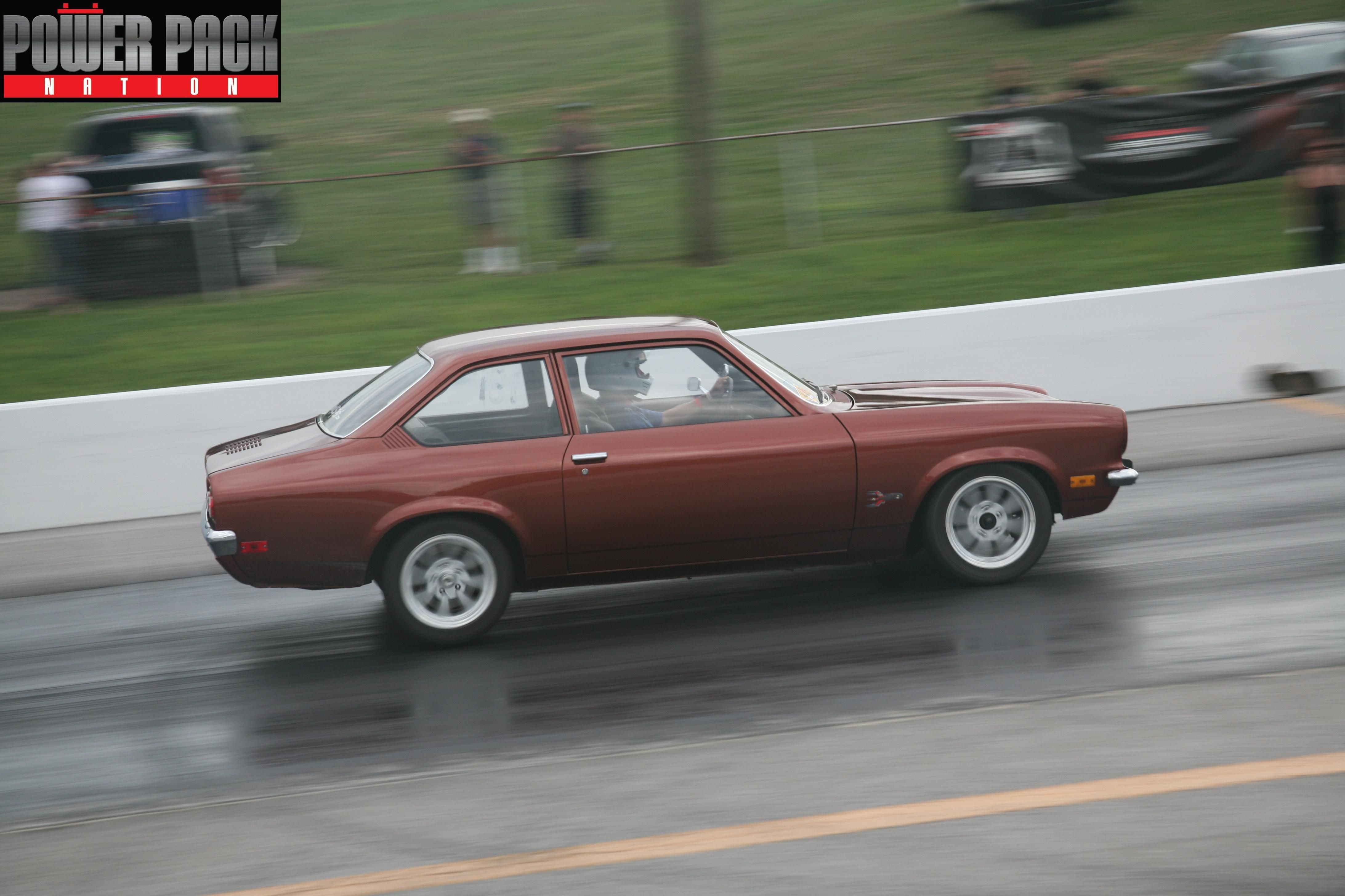 An LS-powered Chevy Vega from Schwartz Performance | Vroom Vroom ...