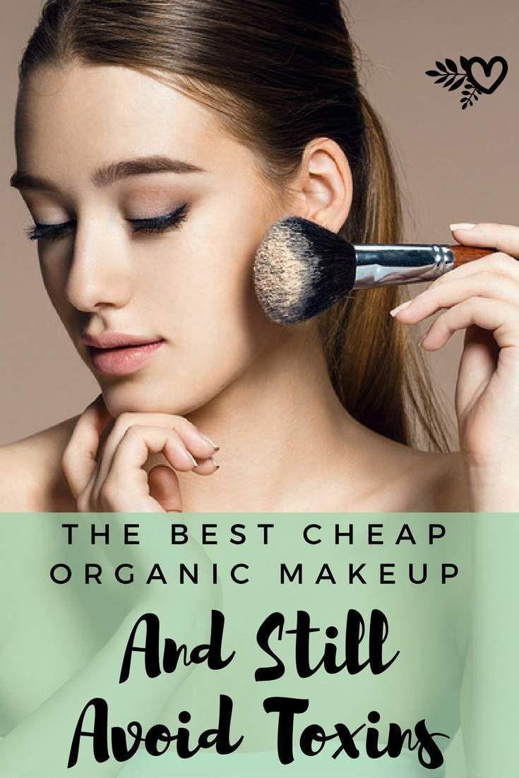 The Best Cheap Organic Makeup #organicmakeup