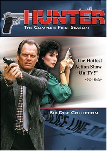 Hunter 1984 1991 Fred Dryer Stephanie Kramer In 2020 80 Tv Shows Old Tv Shows Great Tv Shows