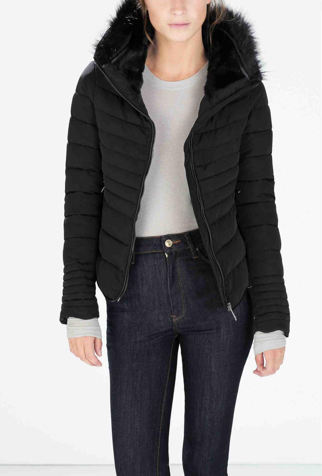 Krotka Kurtka Puchowa Zara Rozmiar M 6692938616 Oficjalne Archiwum Allegro Jackets Winter Jackets Fashion