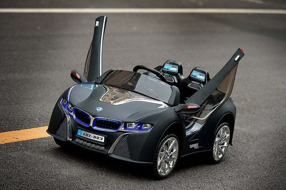 Buy Baybee BMW I8 Battery Operated Car With Remote