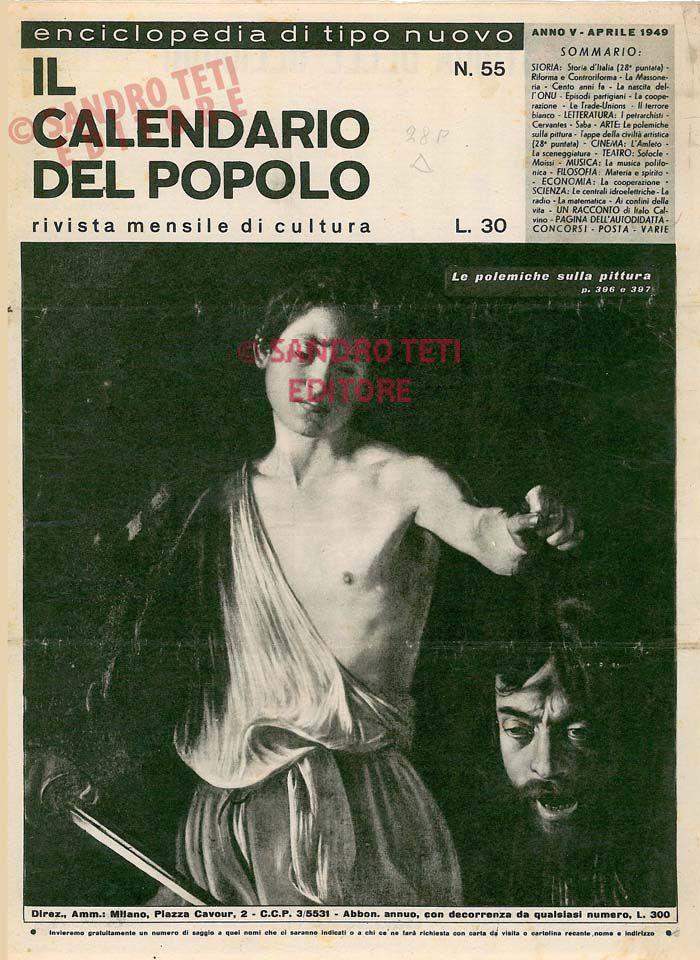 Il Calendario del Popolo n° 55, 1949