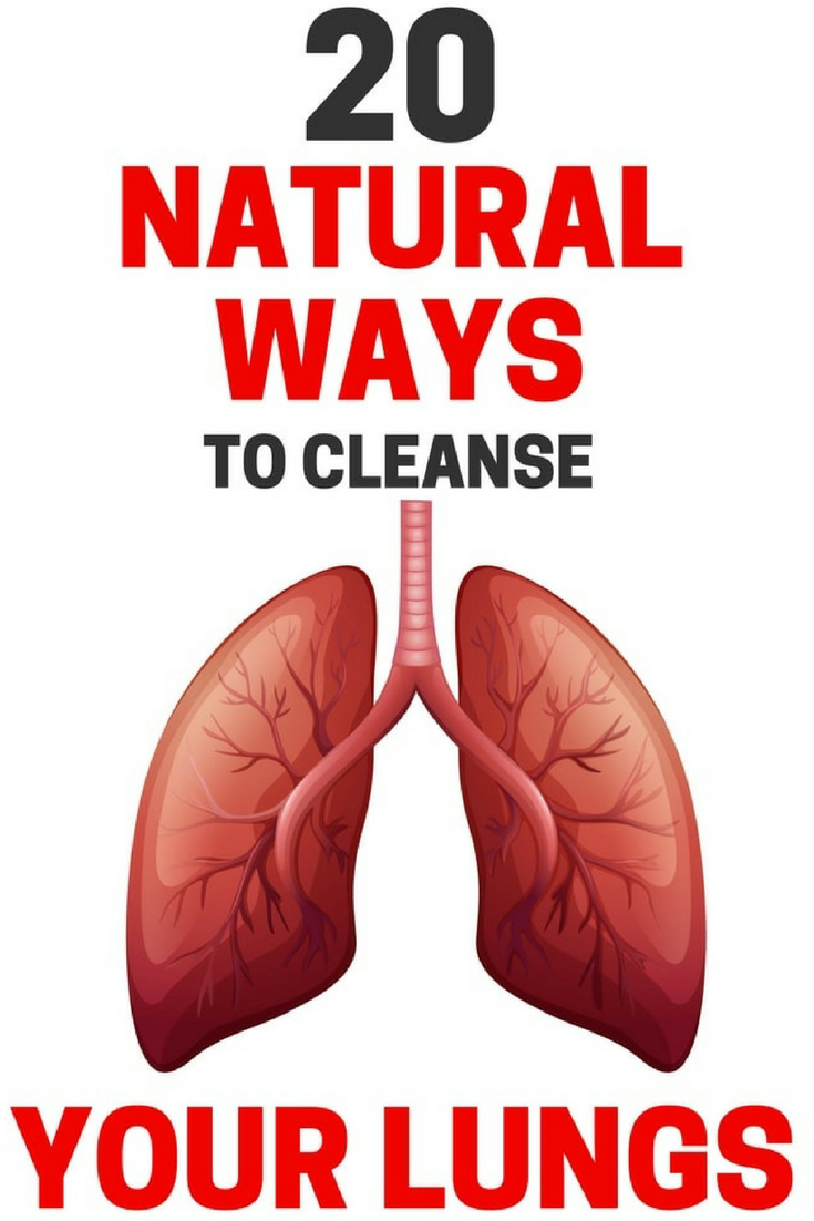 9Natural Ways toCleanse Your Lungs advise