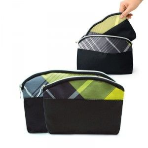 TSP1014 -  Sollux 2 In 1 Pouch  http://corporategifts.asia