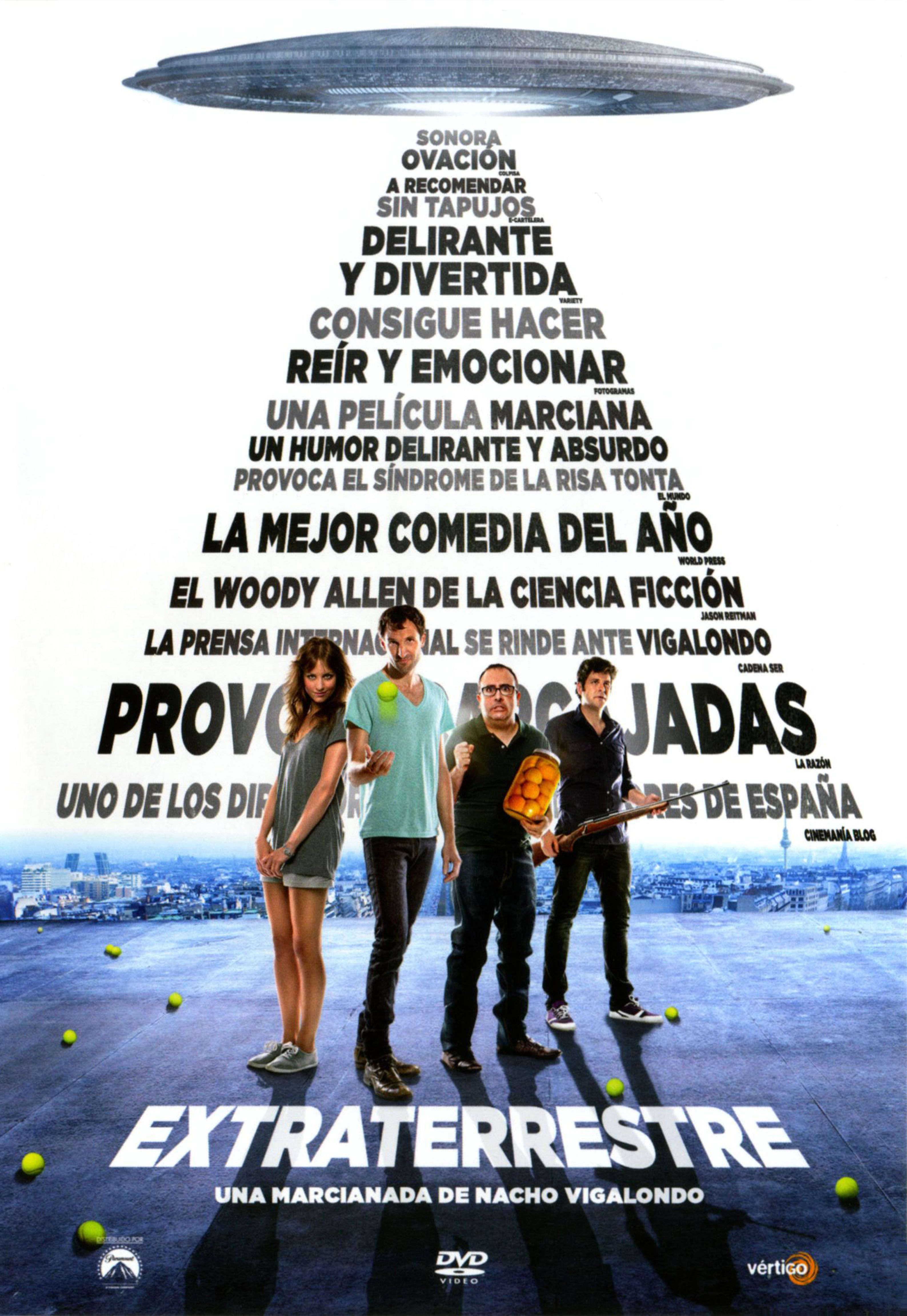 extraterrestre 2011 streaming
