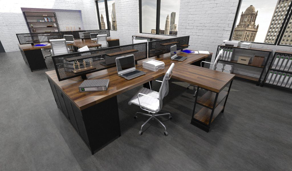 Iao Commercial Workspace Bench Version 3 Private Work Bench