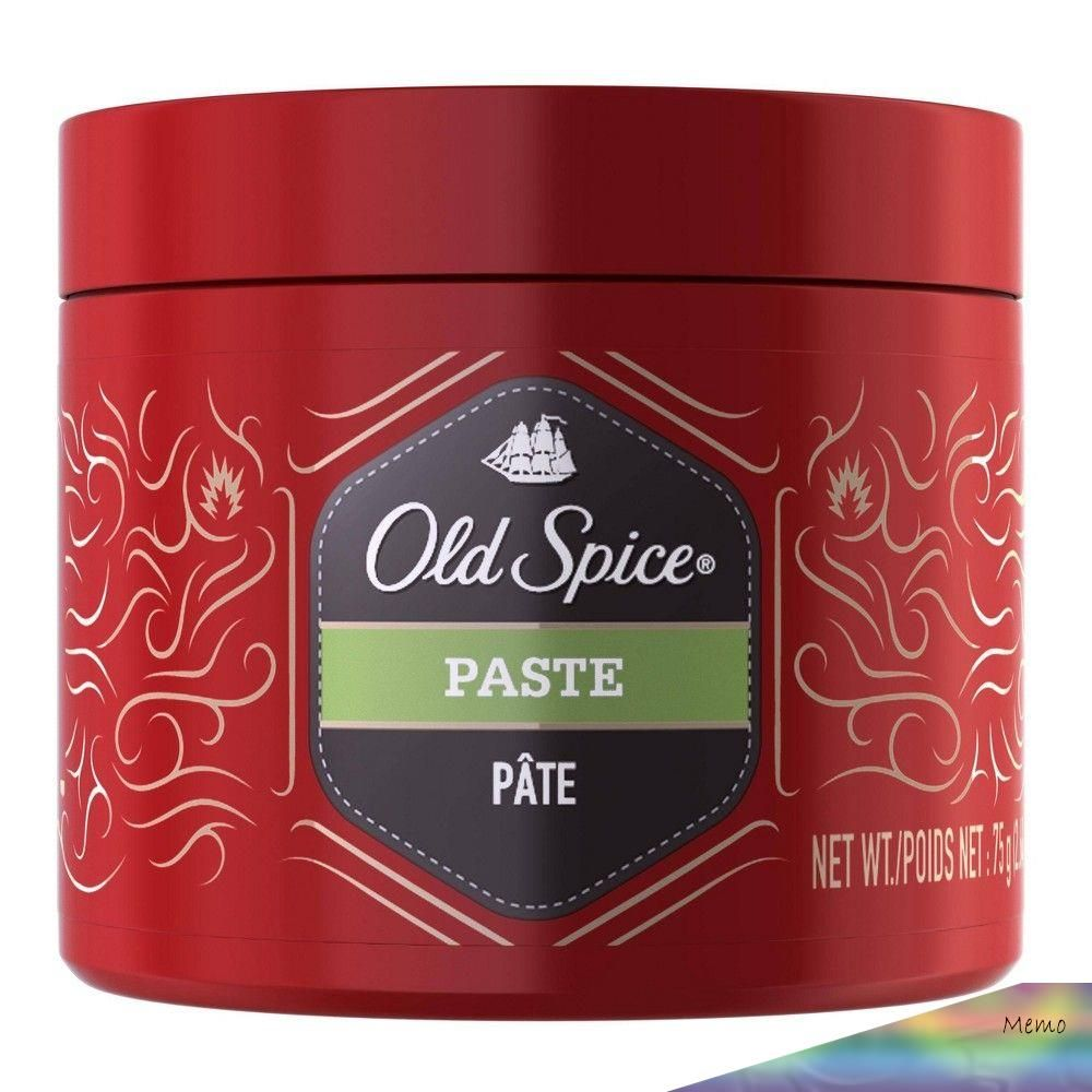 May 31 2019 Old Spice Unruly Hair Styling Paste 2 62oz In 2020 Drugstore Hair Products Old Spice Mens Pomade