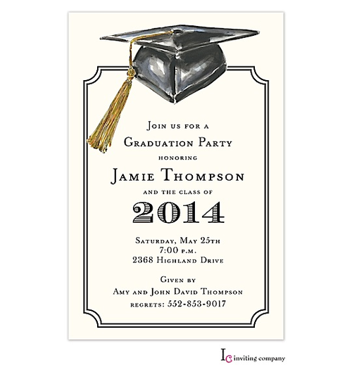 10 images about Graduation – Graduation Reception Invitations