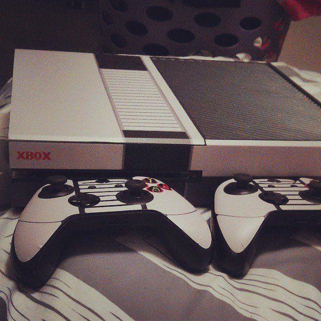 Fancy - Xbox One Retro Skin by Decal Girl