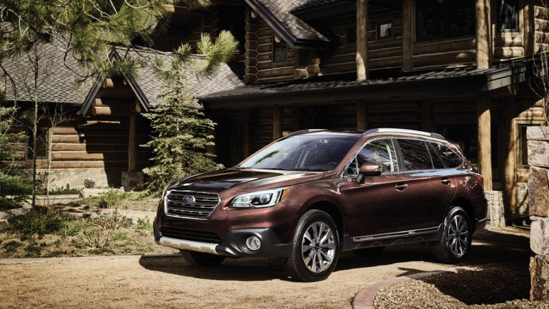 Subaru recalls 48.5k Legacy, Outback models for steering