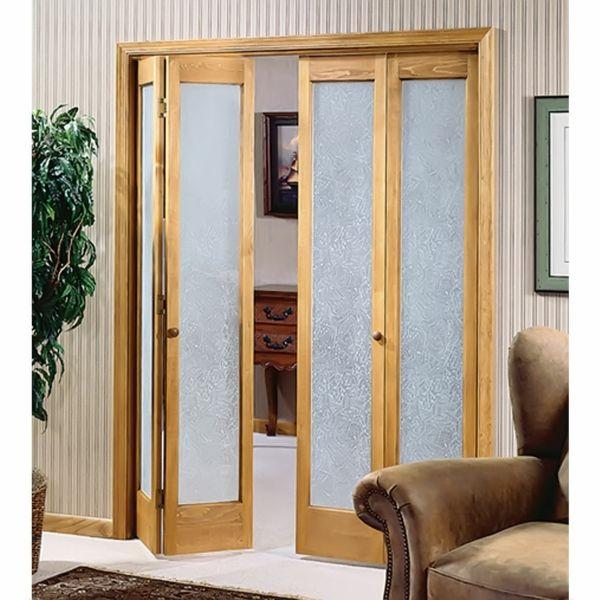 Les portes intérieures vitrées - laissons les intérieurs respirer