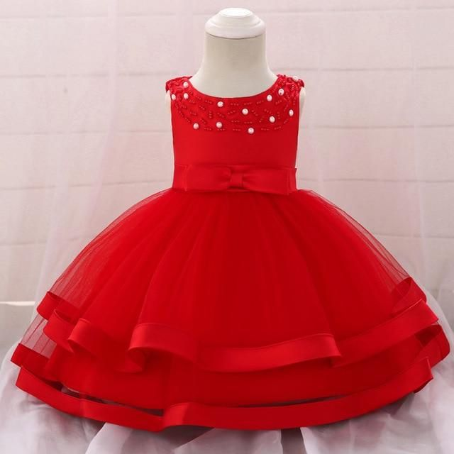 Summer Wedding Dress 1 Years Birthday Party Dresses Newborn Toddler Baby Girl Pearl Baptism Dresses Baby Princess Dress #babygirlpartydresses Summer Wedding Dress 1 Years Birthday Party Dresses Newborn Toddler Baby Girl Pearl Baptism Dresses Baby Princess Dress #babygirlpartydresses