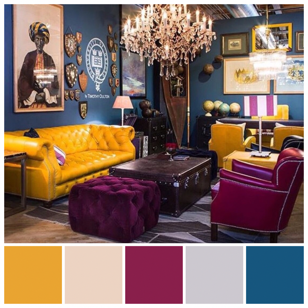 10 Most Popular Red And Yellow Living Room