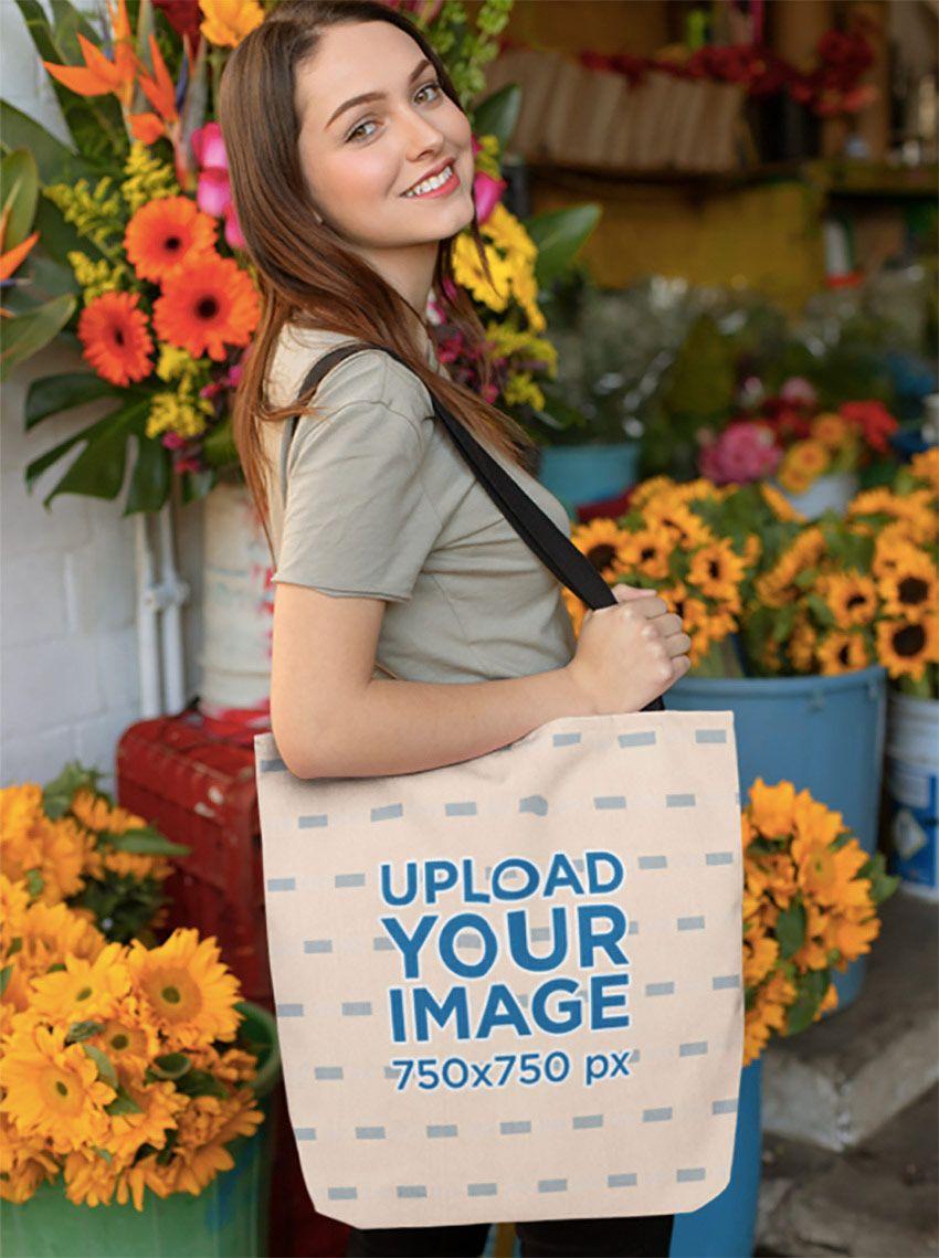 Download 22 Best Tote Bag Mockups Using An Online Mockup Generator Best Tote Bags Bag Mockup Tote Bag