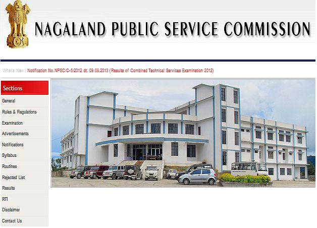 Mbbs Engineering Jobs Nagaland Psc  Npsc Nagaland Public
