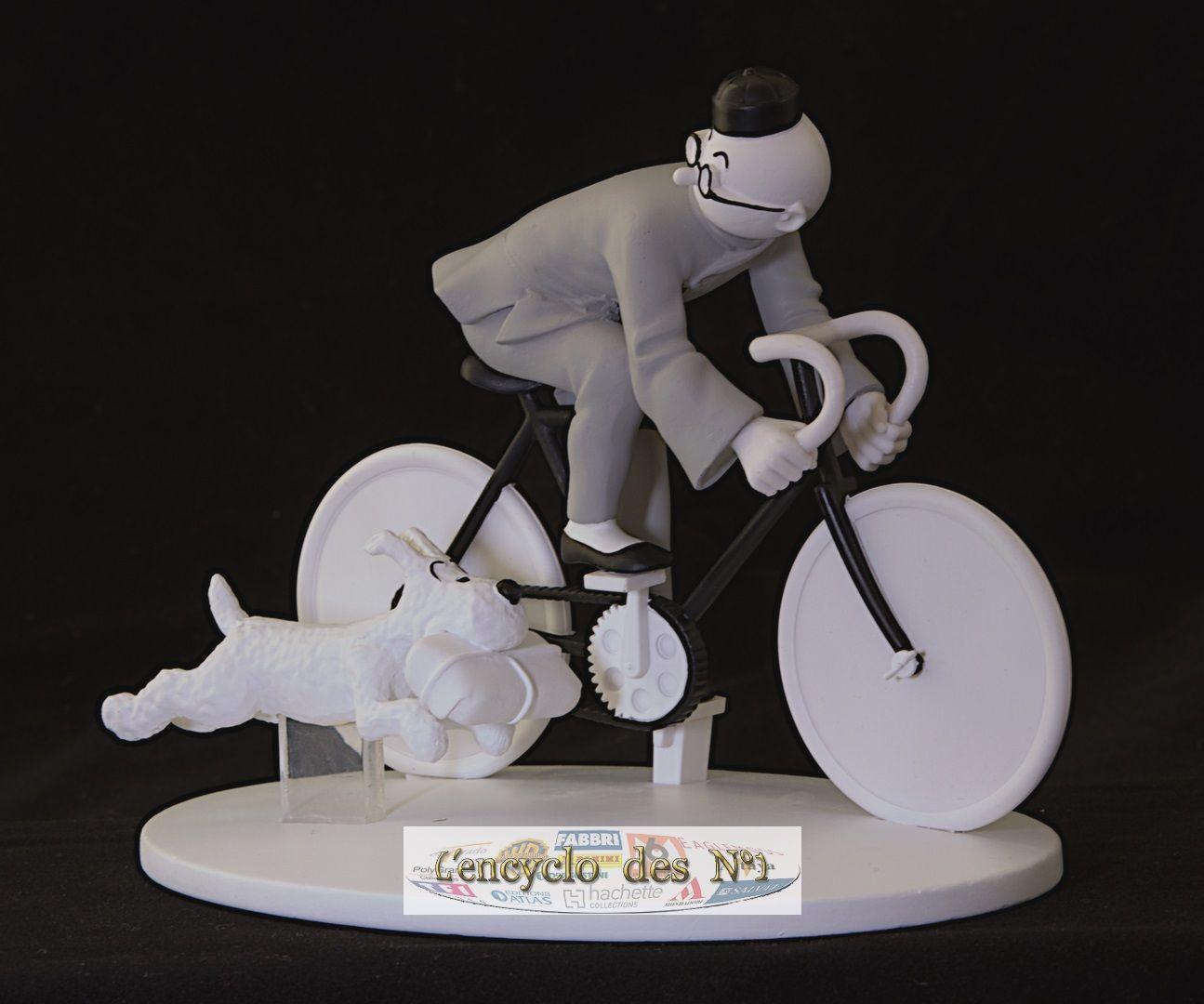 Les Aventures de Tintin :: Figurines Tintin, la collection officielle [TF1]