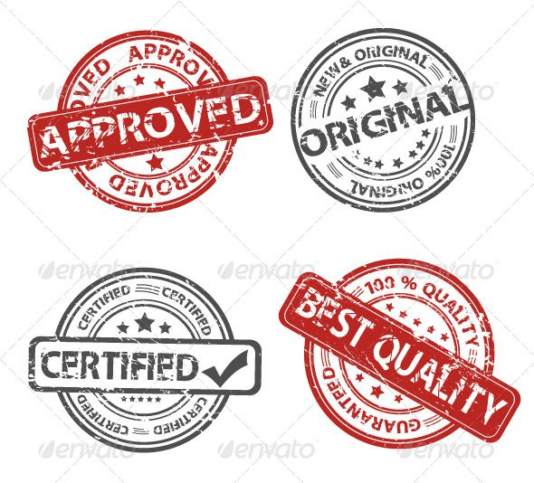 Grunge labels Vector graphics, Template and Graphics - label design templates