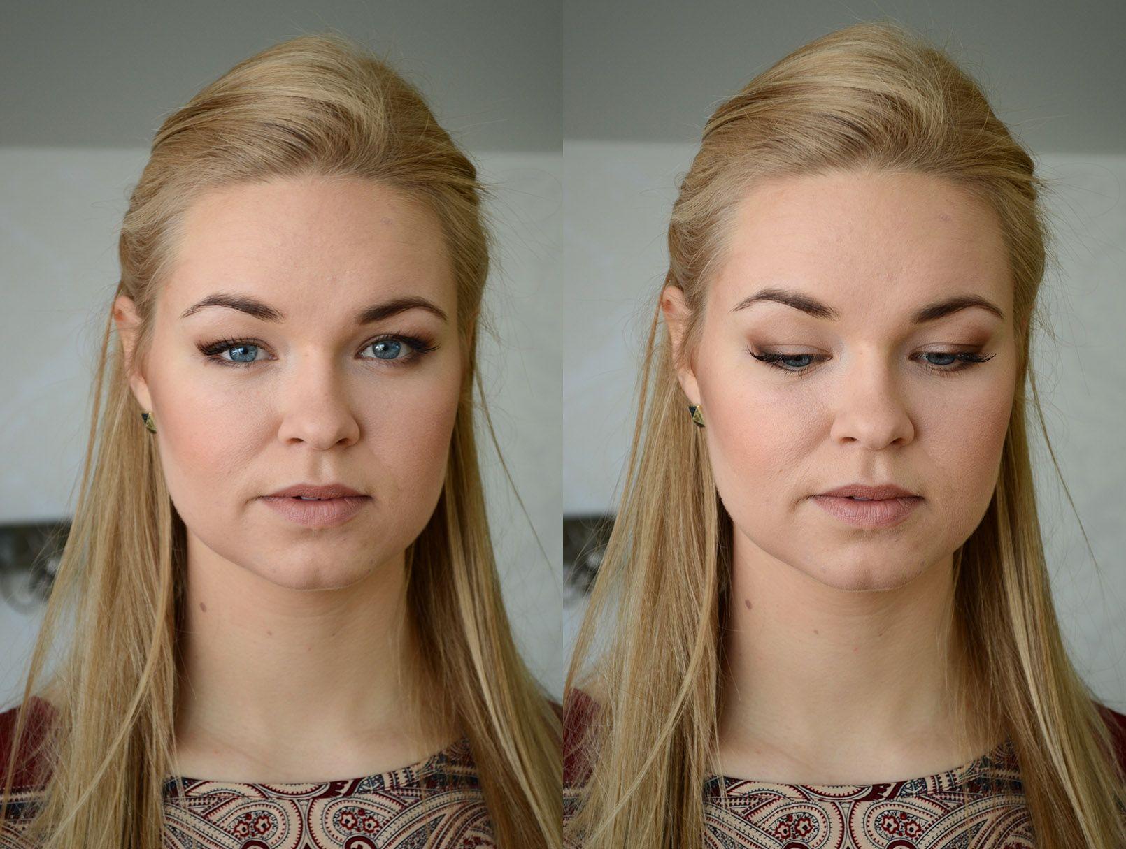 Natural makeup by Liina Ütt