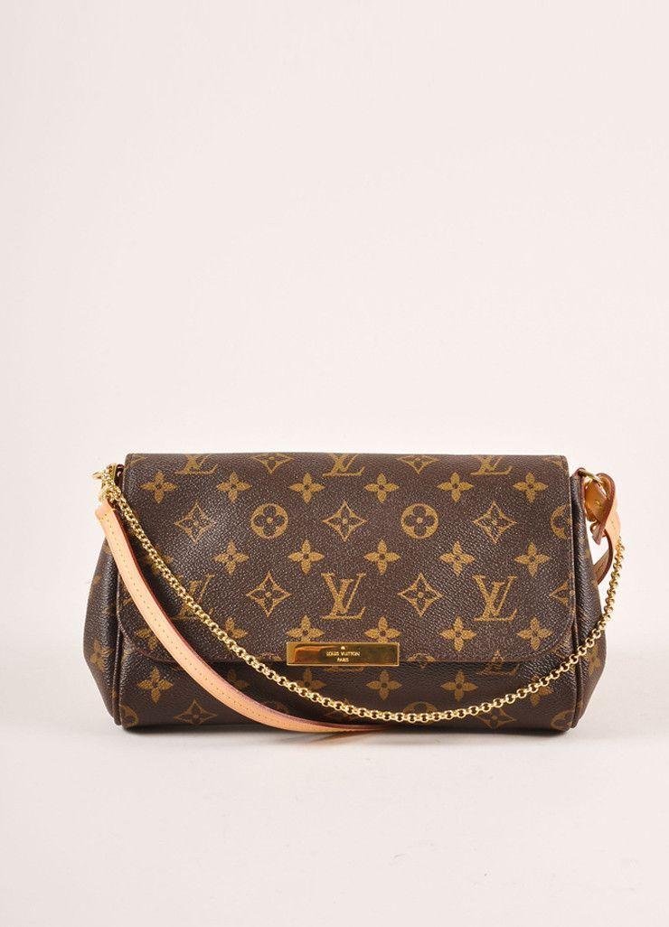 19d83fd25 Monogram Canvas Favorite MM Shoulder Bag   Products   Monogram ...
