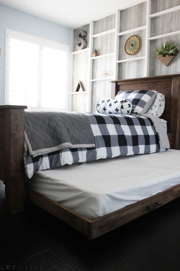 The Weekender Episode 11 All American Boy S Bedroom Trundle Bed