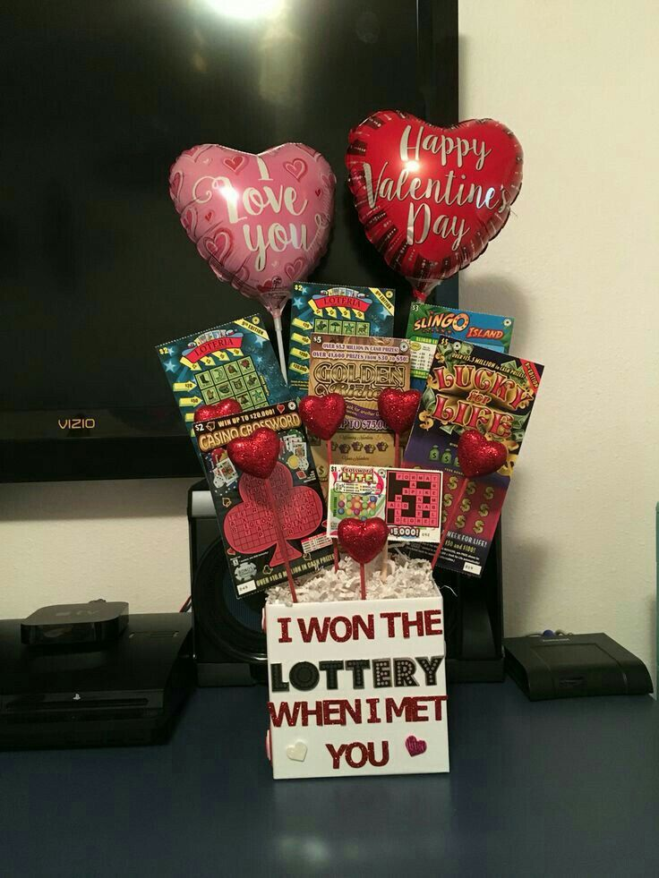 Cute Valentine Idea For Him It S An Easy Diy Project I Made This My Boyfriend Because He Loves Scratch Tickets