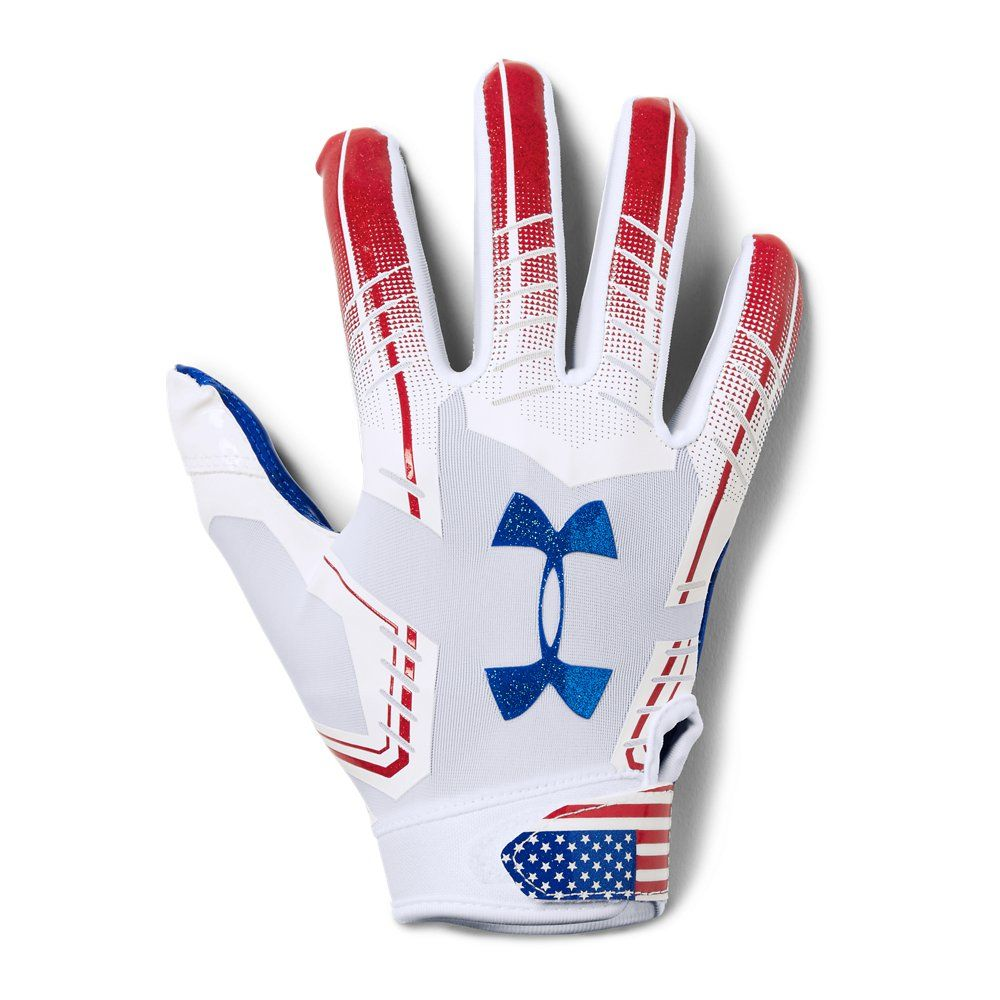 1f71c48838 Under Armour Boys' F6 in 2019 | Products | Football gloves, Under ...