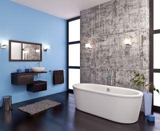 Badezimmer Wandgestaltung ~ Wandgestaltung fürs badezimmer minimalistische haus design