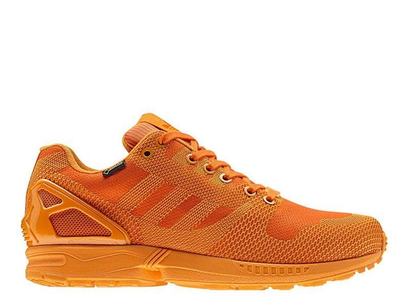 Adidas Zx Flux Weave Og Gore Tex Torsion Orange Orange Sneakers Online Sneaker Shopping Sneakers