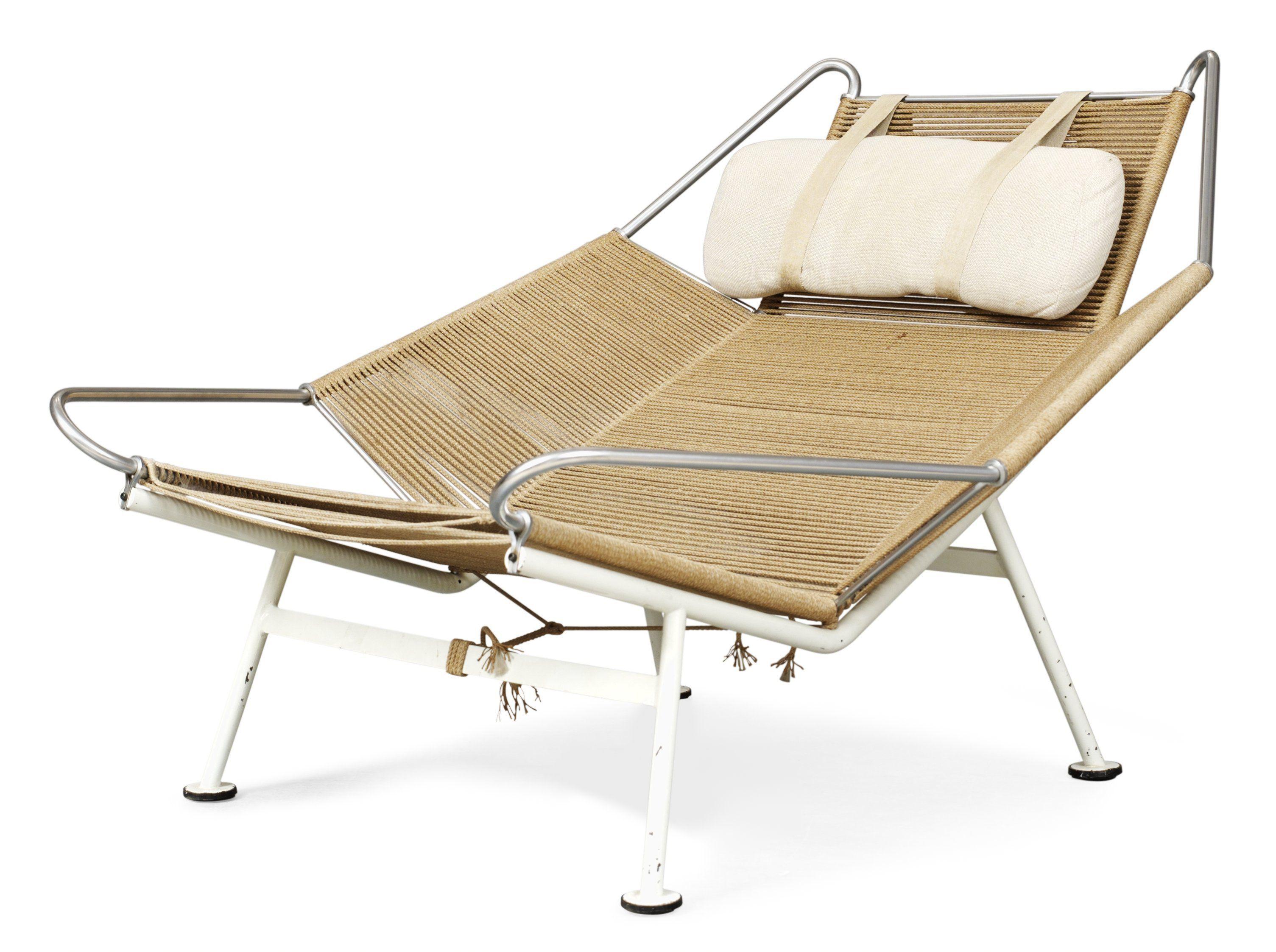 A Hans J Wegner Lounge Chair Flag Halyard By Getama Denmark Autumn Modern Sale 553 Bukowskis Mobeldesign Mobelideer Stoldesign