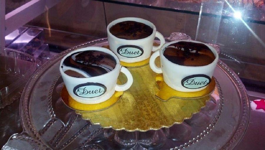 Coffee cupacakes