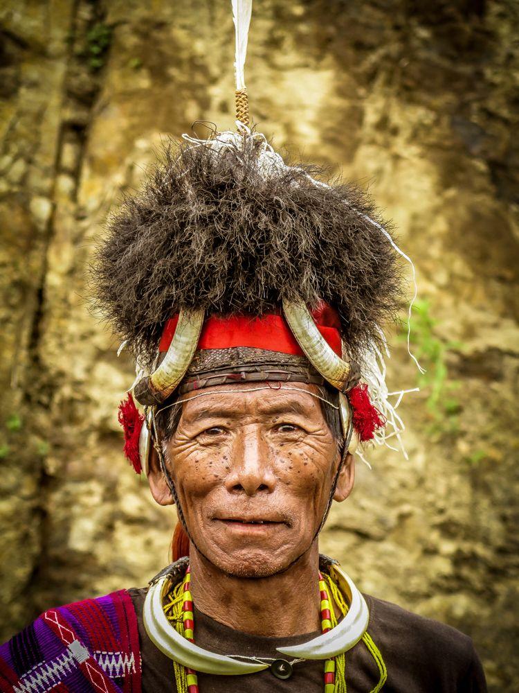 Another Nagaland Warrior #nagaland #warrior #india #portrait