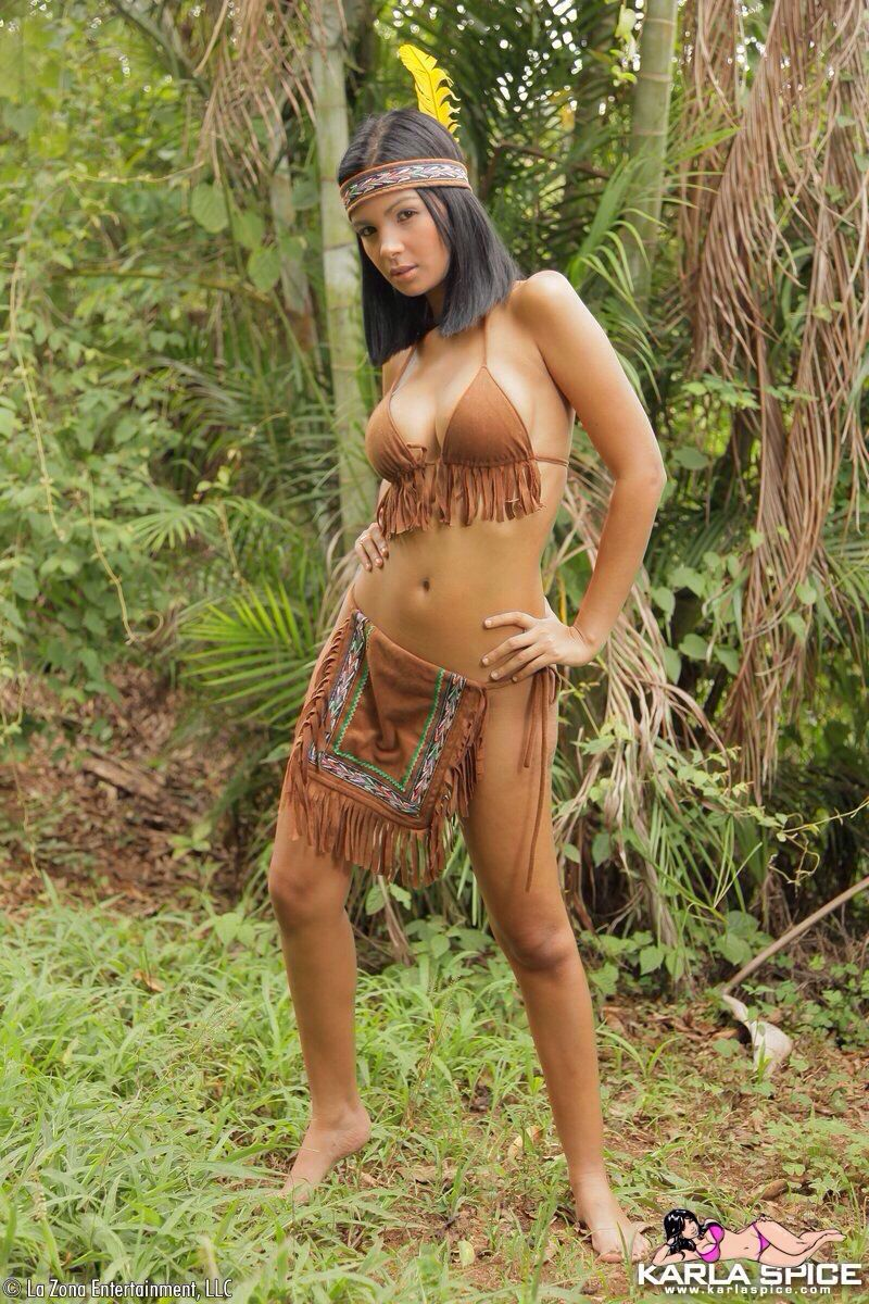 Pocahontas  Cosplay  Native American Women, American -3725