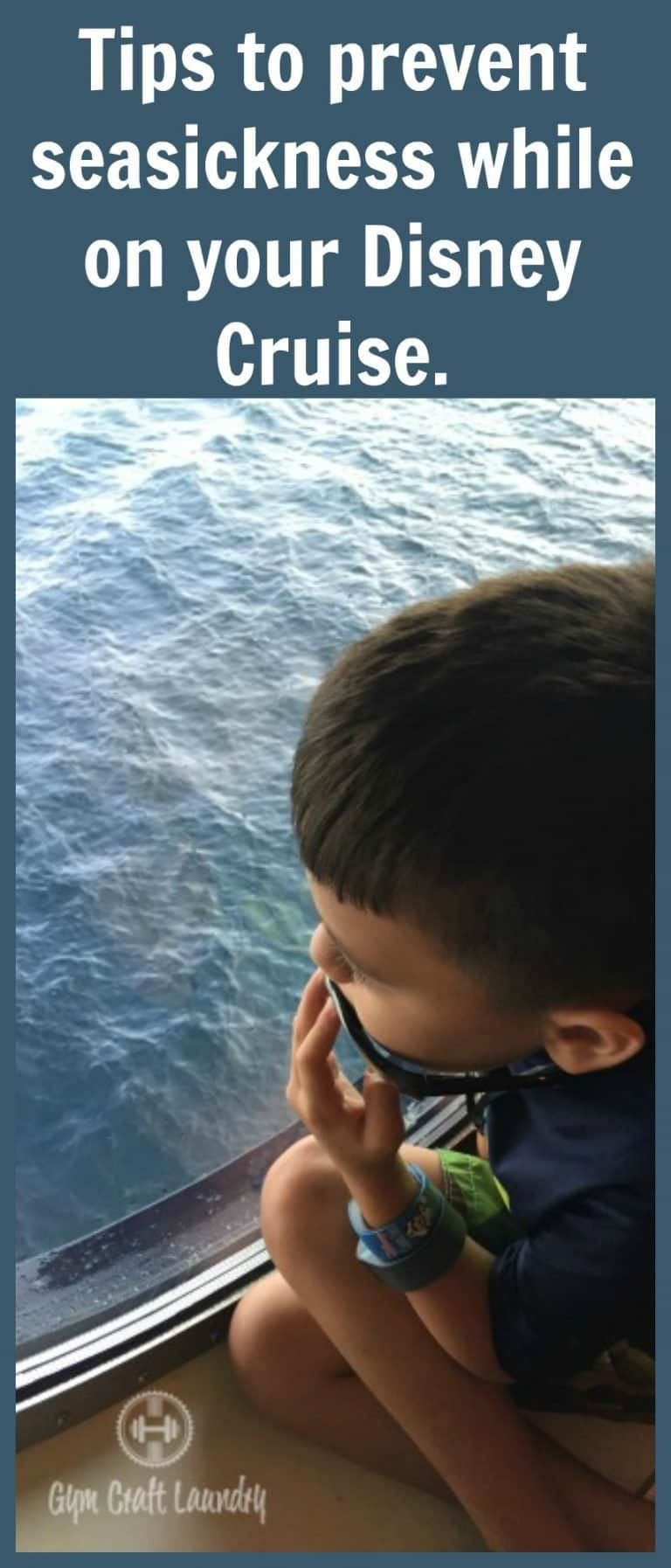 what is the best way to prevent seasickness