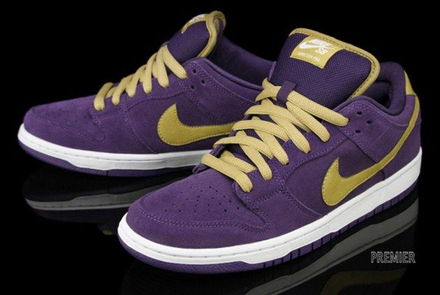 """online store b384d c6ad4 ... presenting ac49e ed35a Nike SB Dunk Low """"Crown Royal"""" Things I want  Pinterest ..."""