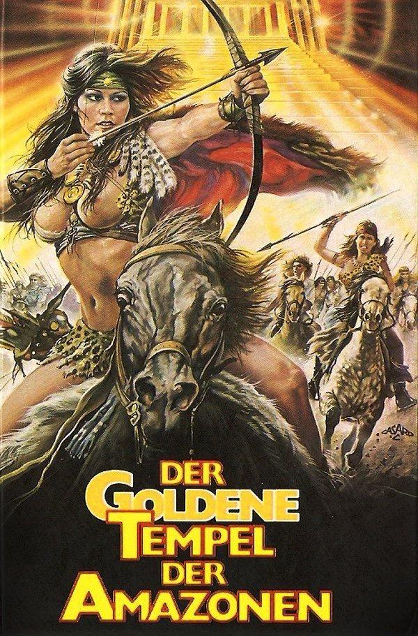 Les amazones du temple d'or (1986)