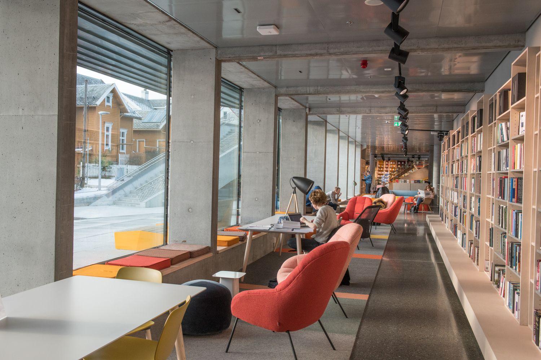 Gallery Of Ulstein Arena / Lund+Slaatto Architects   13