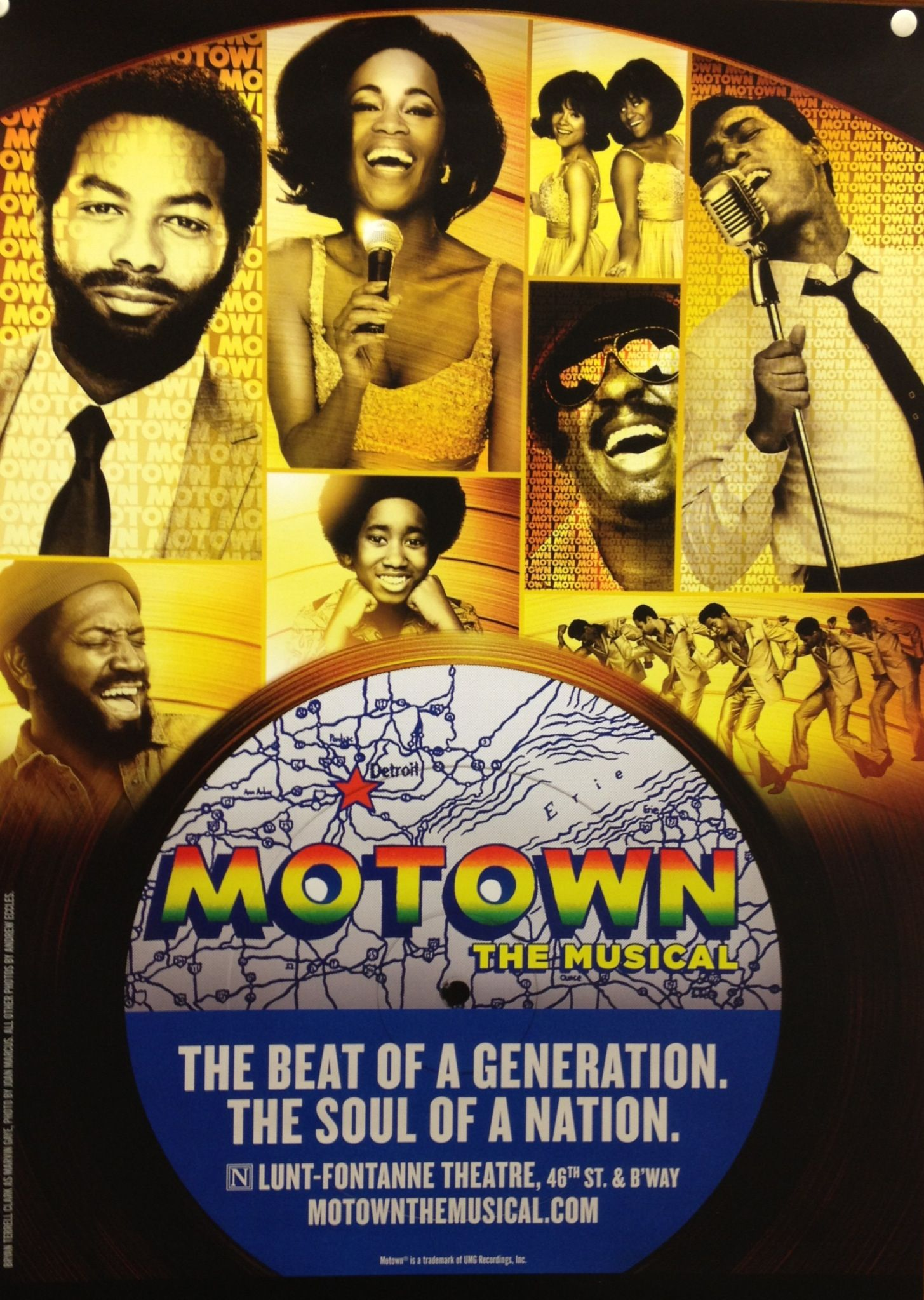 Gordy Movie Cast pertaining to motown the musical on broadway. this musical is filled with an