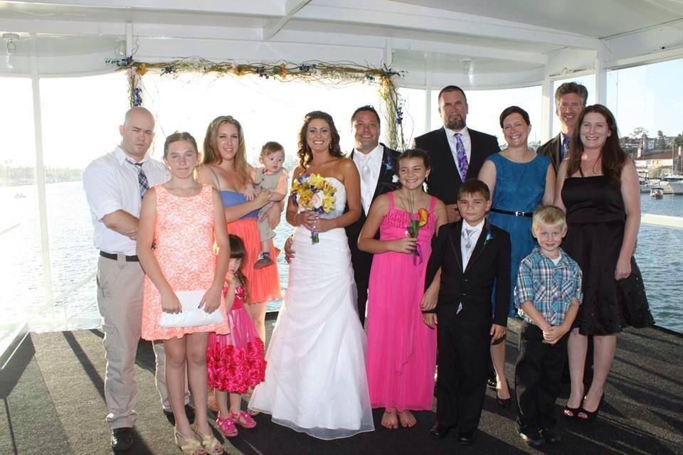 My sister's Wedding!