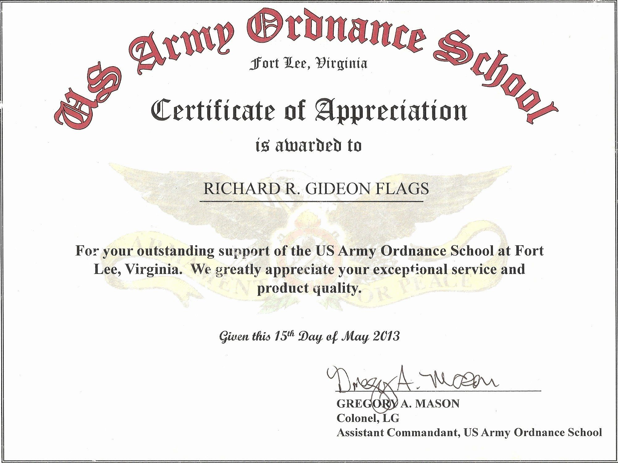 Army Certificate Of Achievement Template In 2021 Certificate Of Achievement Template Certificate Of Appreciation Certificate Of Completion Template Army certificate of appreciation template ppt