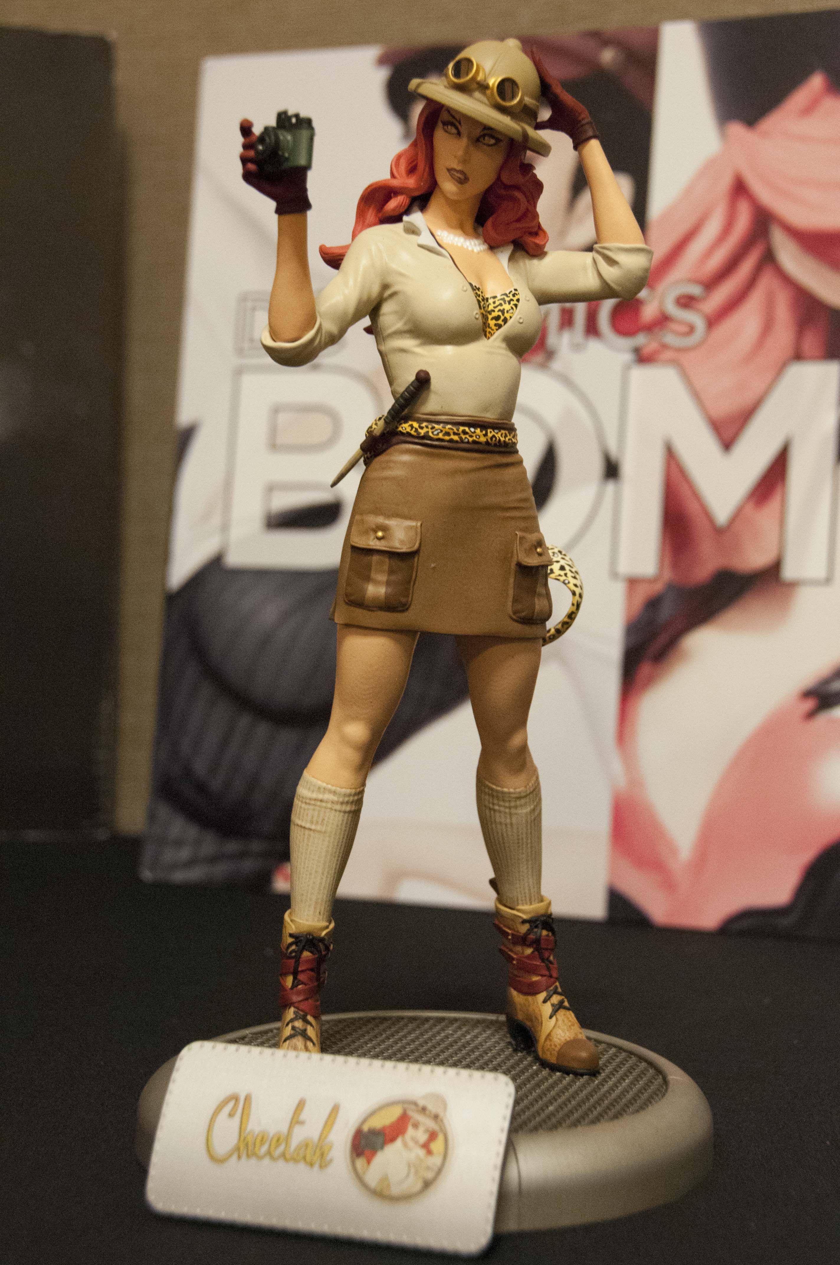 Cheetah Bombshells Statue Dc Direct DC COMICS