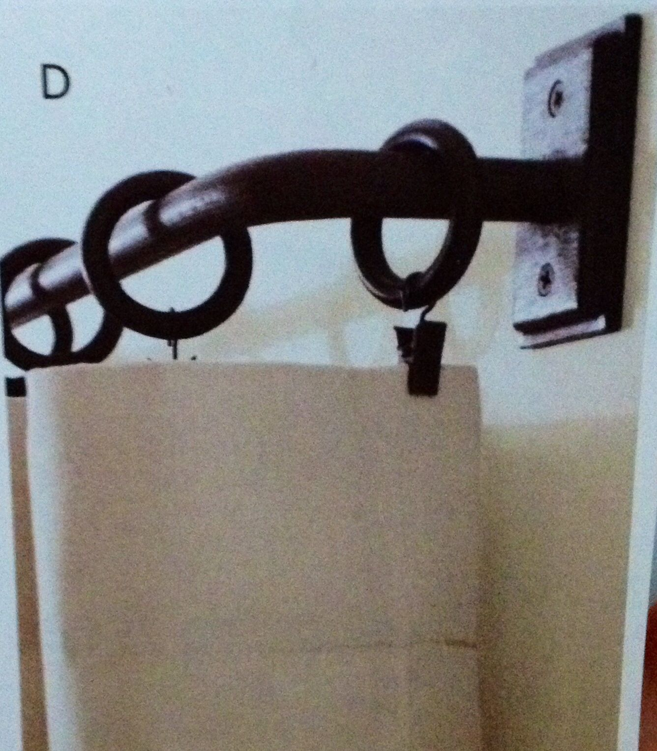 Wrap Around Curtain Rods From Pottery Barn Wrap Around Curtain